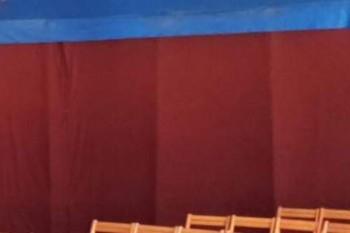 Molton-Vorhang mieten