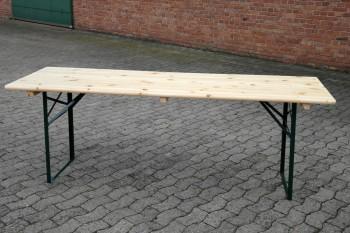 Bierzeltgarnitur-Tisch mieten
