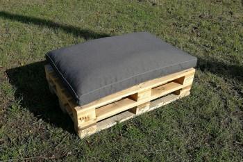 Kissen für Paletten-Sitzfläche mieten